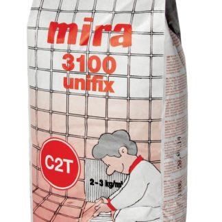 Klej do płytek Mira 3100 unifix