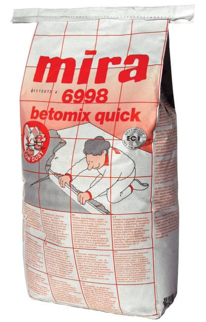 Mira 6998 betomix quick
