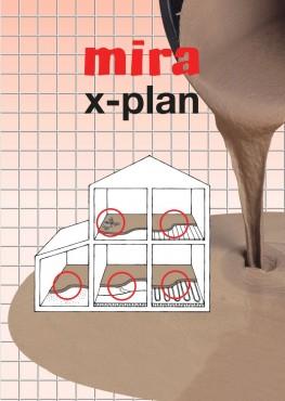 X-plan – wylewka na podłoża drewniane
