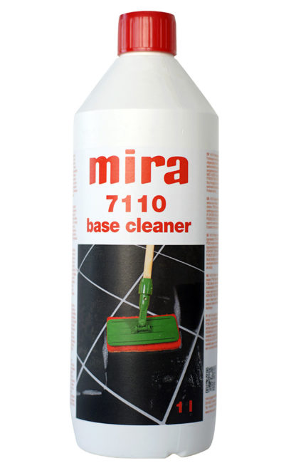 Mira 7110 base cleaner