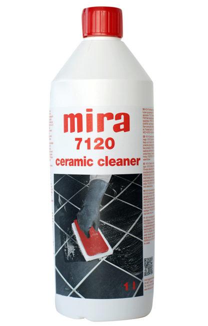 Mira 7120 ceramic cleaner