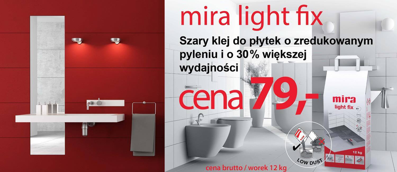 mira light fix