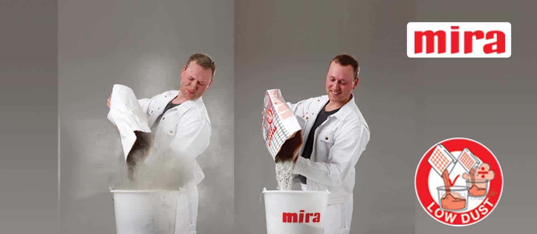 MIra low dust
